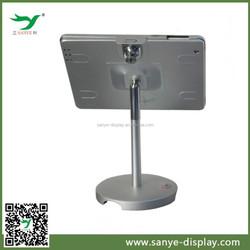 360 degree rorating security lockable aluminum ipad air case