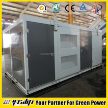 gas power generator factory, Silent type emergency gas generator, fuel: pipeline gas,LPG,CNG,LNG ,biogas