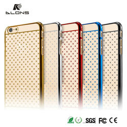 Fashion X Printing Ultra Thin Plastic Cellphone Case For iPhone6,Luxury Protective Case For iPhone 6