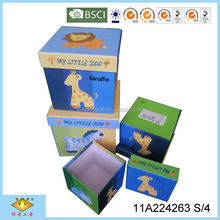 Hot Sale Mini Box Sets Collection Cardboard Doll Boxes