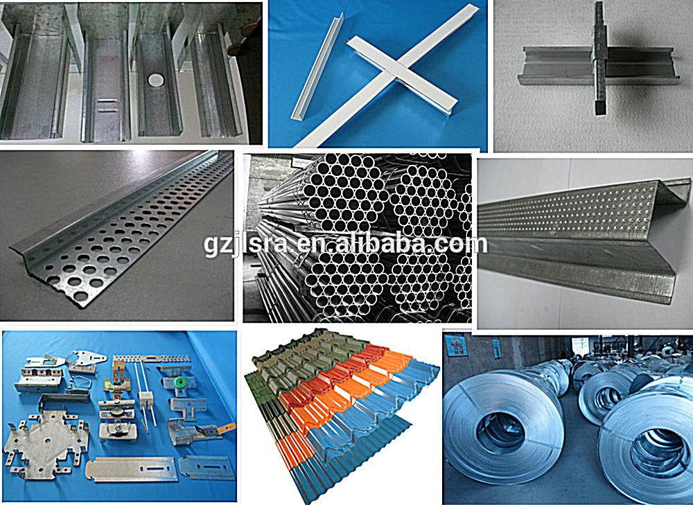 Steel Track U S Steel : Metal stud c channel track u beam steel have