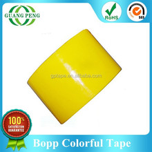 Quality Guaranteed Heat Resistance Bopp Floor Marking Tape