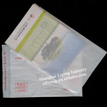 Plastic magazine mail bag poly mailer bag with self adhesive flap