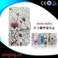 High Quality 2014 Oem Leather Pu Flip Wallet Case For Acer Liquid Z4