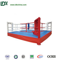 2015 hot sale indoor gym boxing ring boxing equipment