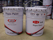 Alkyd Aluminum Iron Oxide Red Antirust oil paint