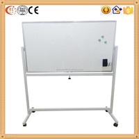 Design movable magnetic whiteboard stand for sale