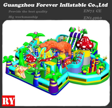 2015 Hot-Selling Inflatable Amusement Park,Kids Animal Park
