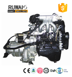 New 3 cylinder linght water-cooled, camshaft upward, automobile engine for sale