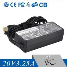 20v3.25a laptop charger for lenovo