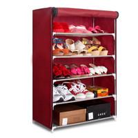 Folding Shoes Hanger Storage Organizers Hot Creative Design Shoe Rack