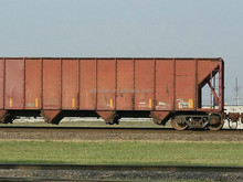 Railway wagon,railway vehicle , hopper wagon ;hopper rail car