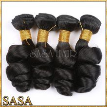 Cheap price 7a grade unprocessed loose wave wholesale posh wave hair