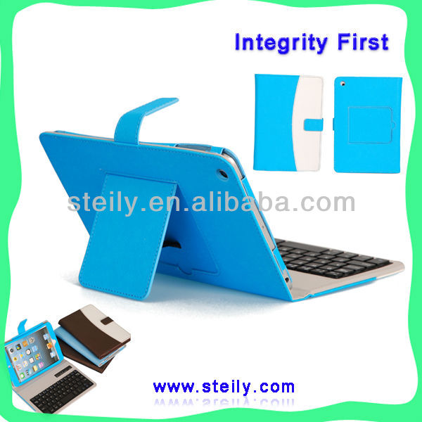Wireless Keyboard Case For Ipad 5,For Ipad Case with stand support function