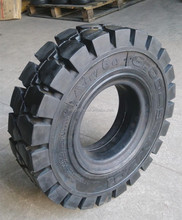 6.00-9 XZ01 Forklift solid tyres, Pneumatic solid tyre, solid resilient tyres XZ01