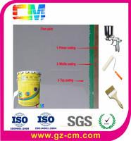 Building construction coaing- Epoxy liquid plastic floor coating- waterproof floor coating