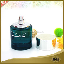 Hot sale glass bottle men perfume