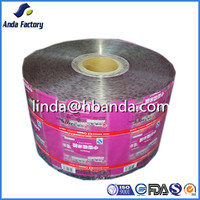 bopp/cpp laminate Ice cream packing film