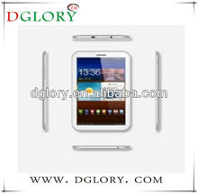 DG-TP8001 MTK6577 dual core 3G GPS bluetooth TV wifi dual sim card dual stand by 8inch tablet pc