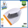 Mr. SIGA 2015 hot sales short handle broom mini broom and dustpan