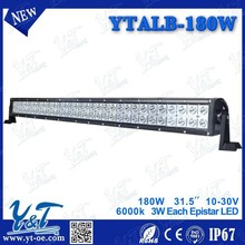 New product! Tuning lights 31.5inch 180w double row led mini light bar 12v ip67