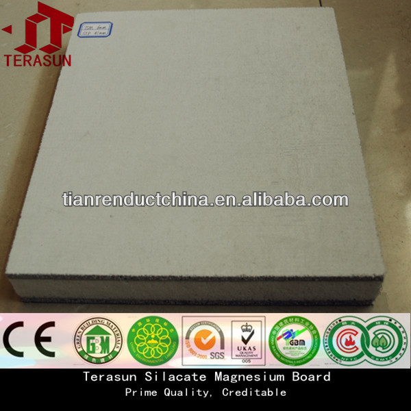 Lightweight thermal insulation composite fiber cement eps for Quick therm insulation cost