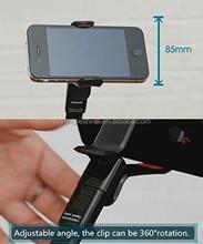Multi-functional Universal Mobile Phone Holder / Mount / Clip / Buckle Socket Hands Snake Holder Free Your Hands