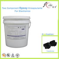 Heat Resistant epoxy ab glue for metal