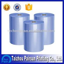 PVC shrink film by roll