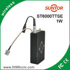 433MHZ RS232 longo alcance moblie COFDM transmissor sem fio de vídeo