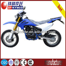 Air cooled gas powered dirt bikes for sale(ZF250PY)