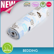 BSCI SEDEX Audited Newborn Baby Products 100% Cotton Cartoon Printed Blankets Muslin Swaddle,Muslin Swaddle Baby Blanket