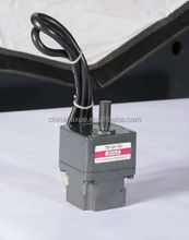 Brushless DC 24V and 6w~150W Ratio 1:1500 dc 1 rpm gear motor