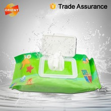 ANTIBACTERIAL HANDS & FACE WIPES CITRUS SCENT - Various Lots Available