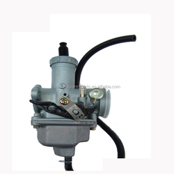 2015 hot selling and good quality Keihin PZ27,27MM, 200CC motorcycle carburetor in China
