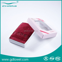 The latest hairdressing products embroidery designs cotton salon towels