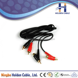 Best price rubber vga to rca cable