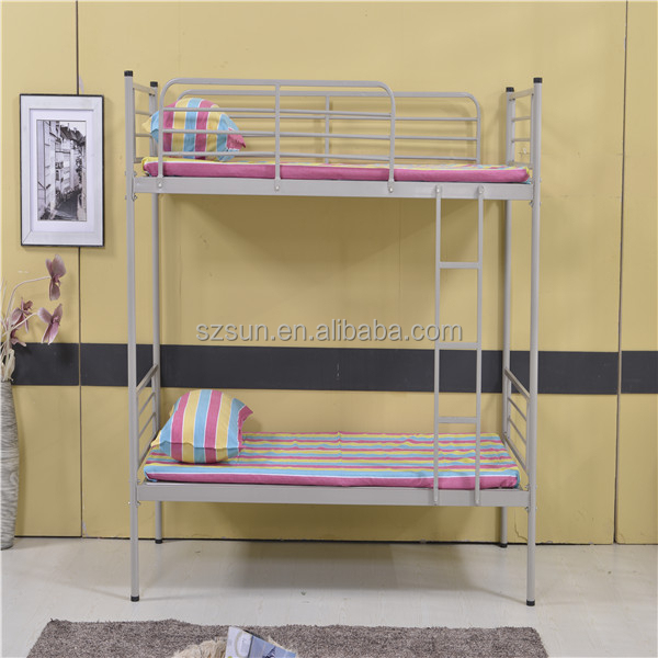 2014 modern kids double deck bed buy kids double deck for Double deck bed images