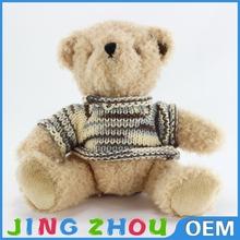 factory directly plush brown teddy bear,stuffed plush giant teddy bear toys