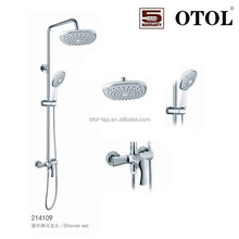 Fancy Bathroom Design OT-214109 Rain Shower Faucet with Ceramic handle