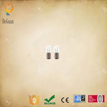 Hot product incandescent bulb T16 BA15D/E14 220/260V 3/5/7/10/15W incandescent tube lighting bulb