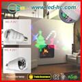 la navidad y el diseño de los animales patrón de proyección de la lámpara discoteca
