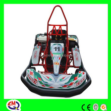 Orders shipped 10% faster than competitors bumper go kart
