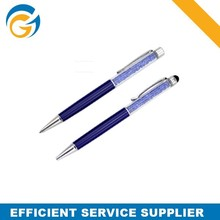 Crystal Screen Touch Metal ball Pen