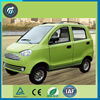 Electric car rickshaw for adults electric vehicles with eec approval