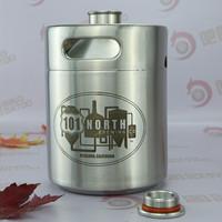64OZ screw cap aluminium can
