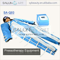 sa-q03 CE approval waterproof/ fireproof suit body pressure therapy machine