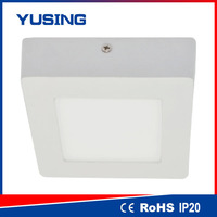 6W/12W/18W Square 2835 SMD 16W Surface Mounted Downlight LED