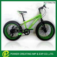 7 speed 16 20 24 inch 40 teeth iron wheel fat tire bike