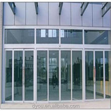 Hi-quality commercial glass entry door